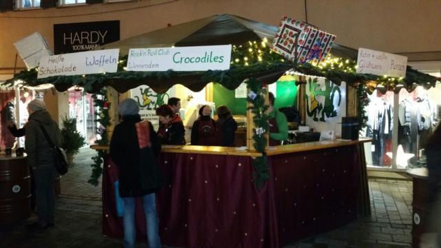 Weihnachtsmarkt Winnenden.Rock N Roll Club Crocodiles Winnenden E V